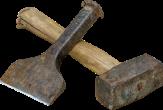 hammer-chisel